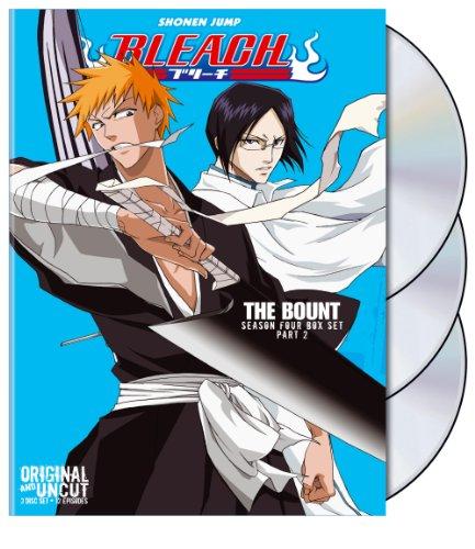 Bleach Uncut Box Set 4 Part 2 (Bleach Anime Box Set compare prices)
