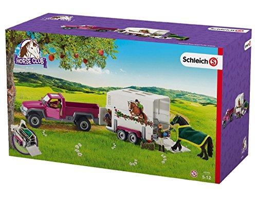 Schleich Pferdeanhänger und Pick-Up (Produkt-Nr. 42346)