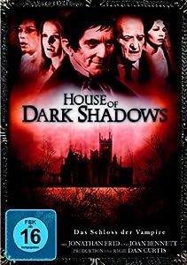 DVD * House of Dark Shadows - Das Schloss der Vampire [Import allemand]