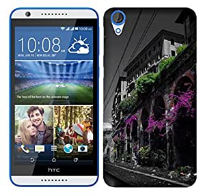 WOW 3D Printed Designer Mobile Case Back Cover For HTC Desire 820 / HTC Desire 820Q / HTC Desire 820S