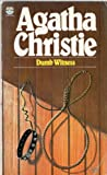 DUMB WITNESS (0006168086) by AGATHA CHRISTIE