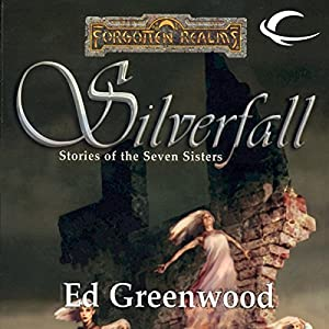 Silverfall: Stories of the Seven Sisters Audiobook