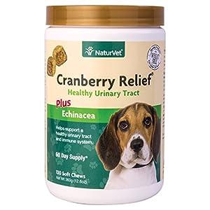 Naturvet Cranberry Relief Soft Chew (Jar)