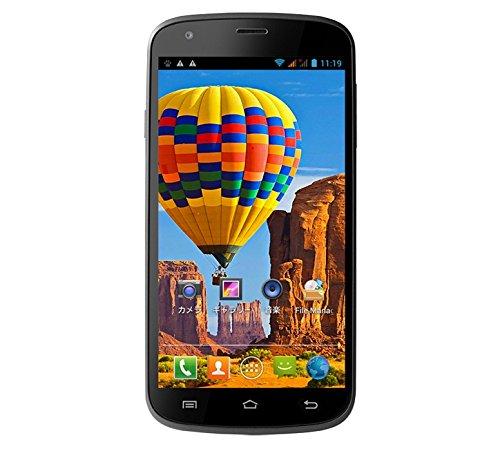 POLAROID ポラロイド SIMフリー スマートフォン LINEAGE ( Android 4.2 / 5inch / 1G / FlashROM 4GB / microSIM ) POLAROID V10B