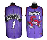 Tracy McGrady #1 Toronto Raptors Throwback Jersey