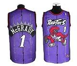 Tracy McGrady #1 Toronto Raptors Throwback Jersey