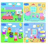 Tomy Aquadoodle Peppa Pig Mini Mats