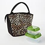 Greenwich Insulated Lunch Bag with Fresh Selects Set