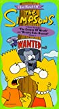 The Best of The Simpsons, Vol. 3 - The Crepes of Wrath/ Krusty Gets Busted [VHS]