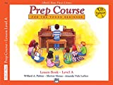 Alfreds Basic Piano Prep Course Lesson Book Level A (Alfreds Basic Piano Library)