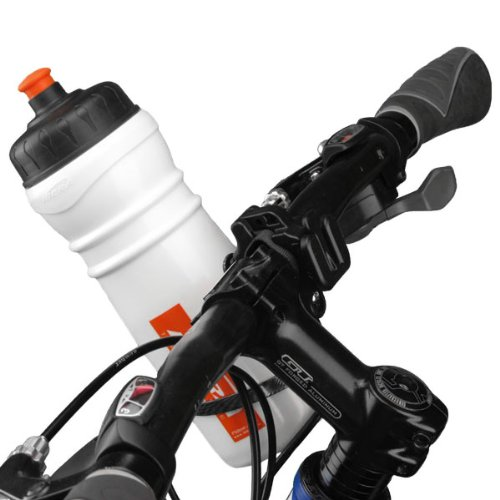 Ibera handlebar mount for handheld case with bottle cage for Xi an food bar mt albert