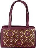Liana Handbag (Maroon)