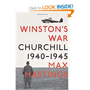 Winston's War - Max Hastings
