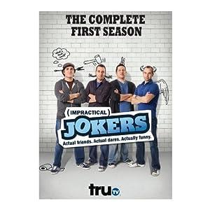 Impractical Jokers: Season One from Warner Home Video