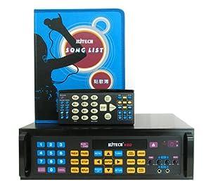 RJ Tech RJ-KOD Professional Karaoke System