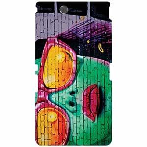 Printland Phone Cover For Sony Xperia Z Ultra C6802