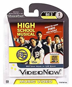 Videonow Personal Video Disc Volume B5 2 High School Musical - Get'Cha Head In the Game