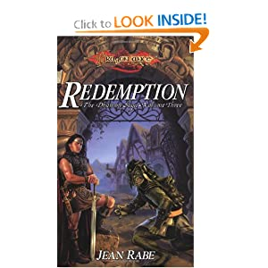Redemption (Dragonlance: Dhamon Saga, Vol. 3) by Jean Rabe