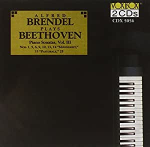 Beethoven: Piano Sonatas, Vol. III