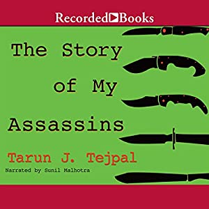 The Story of My Assassins Audiobook