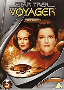 Star Trek: Voyager - Season 5 (Slimline Edition) [UK Import]