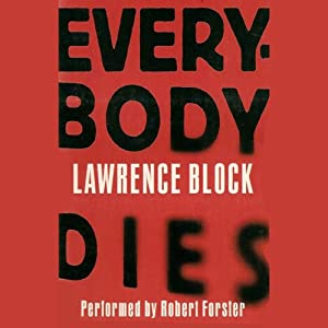 Everybody Dies Audiobook