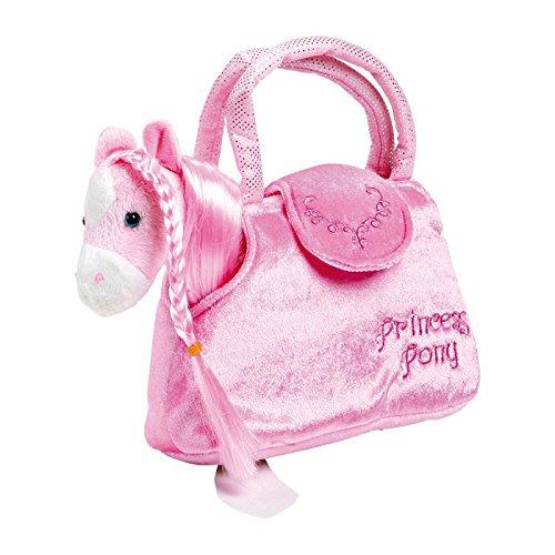 """Small Foot Company 4144 - Bolso con Pony de Peluche """"Paulina"""" [Importado de Alemania]"""