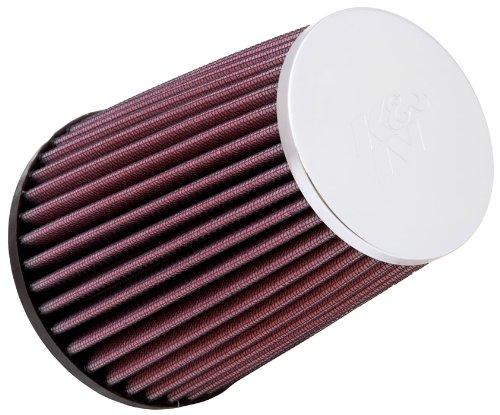 K&N Rc-5062X High Performance Universal Clamp-On Chrome Air Filter