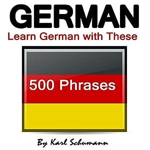 German Hörbuch