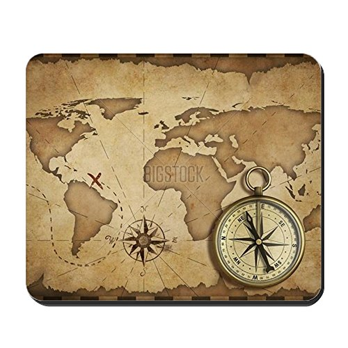 cafepress-aged-brass-antique-nautical-compass-and-non-slip-rubber-mousepad-gaming-mouse-pad