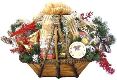 Season'S Treasures Gourmet Christmas Gift Set