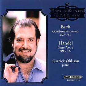 Goldberg Variations, Bwv 988: Xxiii. Variation 22