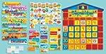 All-in-One Schoolhouse Calendar (Scho...