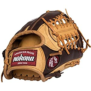 Nokona Alpha AB-1150M Baseball Glove 11.5 inch (Right Hand Throw)