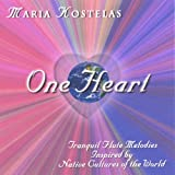 One Heart: Healing Native and Classical Flute Melodies for Stress Reduction, Relaxation, Meditation
