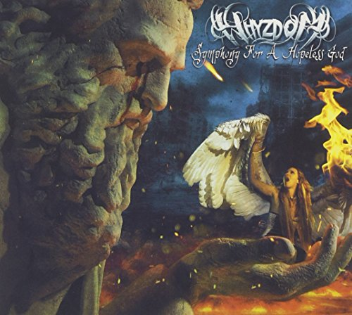 Whyzdom-Symphony for a Hopeless God-JP Retail-CD-FLAC-2015-GRAVEWISH