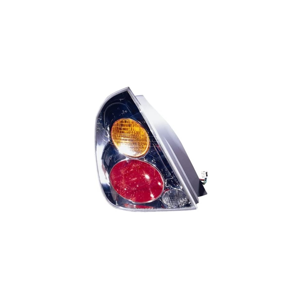 NISSAN (DATSUN) ALTIMA TAIL LIGHT LEFT (DRIVER SIDE) (RED/YELW) 2002 2004