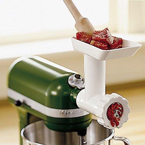 Kitchenaid Food Meat Grinder Chopper Attachment Stand Mixer Kitchen Home Sausage (Kitchenaid Sausage Grinder compare prices)