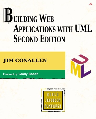 Building Web Applications with UML (The Addison-Wesley Object-Technology Series)