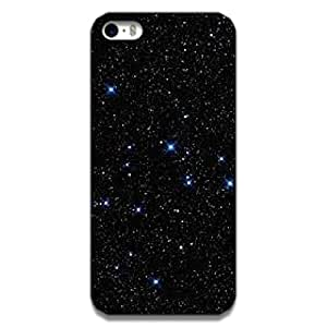 Mott2 Blue Star Back cover for Apple 5s (Limited Time Offers,Please Check the Details Below)