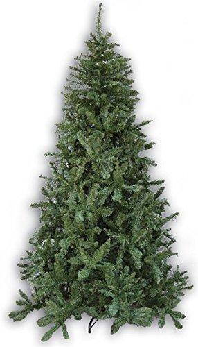 Albero di Natale mod. Sherwood Altezza 210 cm colore Verde