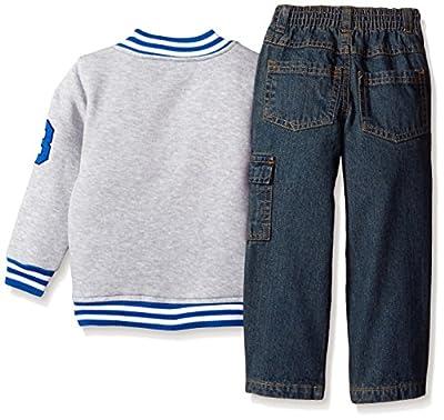 Boys Rock Little Boys' 3 Pc Jacket Set Bk Boys
