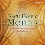 Bach: Family Motets