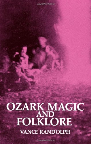 Ozark Magic And Folklore front-945180
