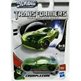 Transformers Dark of the Moon Speed of Stars Crumplezone Deception Car