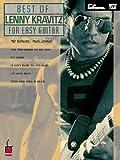 The Best of Lenny Kravitz: (Guitar Tab) Lenny Kravitz