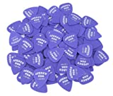 100 Pack of Legacy Guitar Picks, 1.20mm, Blue, Heavy