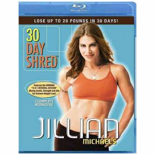 Jillian Michaels:30 Day Shred