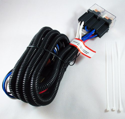 51DG06YfOiL.01_SL500_ h4 100w ceramic fused pnp heavy duty automotive wiring harness Painless Wiring at gsmx.co