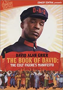 David Alan Grier - The Book of David: The Cult Figure's Manifesto
